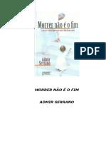 Morrer Nao e o Fim (Admir Serrano).pdf