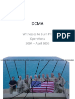 PPT Witnesses From DCMA and State Department
