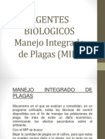 Manejo Integrado de Plagas
