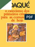 DIDAQUÊ - Catecismo dos Primeiros Cristãos.pdf