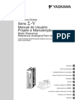 SGDV Trem de Pulsos Tensao Analogica Manual Portugues