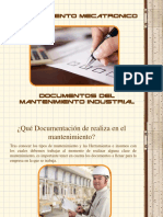 III Documentos de Mantenimiento