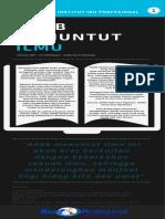 01. Infografis Adab Menuntut Ilmu