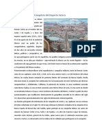Hernán Cortes y La Conquista Del Imperio Azteca