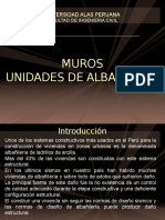 7.- ALBAÑILERIA.ppsx
