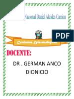 Corrientes Epistemologicas Dr Anco