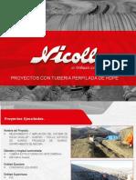 Proyectos Con Tuberia HDPE