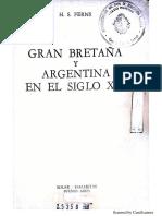 Ferns-Gran Bretaña y Argentina en El Siglo XX(Cap.3 y 9)