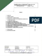 DA-Acr-01R Ver 00 Reglamento Acreditación OEC (May 2017)