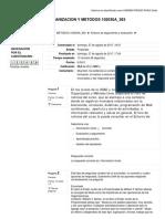 Fase 1 - Quiz Organizacion y Metodos