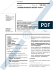 NBR 5735 - 1991 - Cimento portland de alto forno -  EB 208.pdf