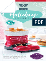 Scentsy Christmas Collection Brochure 2017