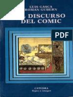 El Discurso Del Comic - Roman Gubern - Luis Gasca