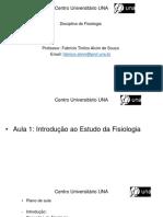 Aula1IntroduoFisiologia_2017_2_20170830164607