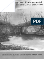Hydrology of Erie Canal