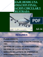 Ai-14 Aterrizaje Desde Una Aproximacion Final