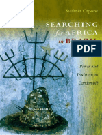 Searching for Africa in Brazil - Stefania Capone 2