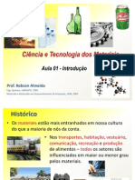CTM - Aula 01 - Introdução - Prof Robson Almeida