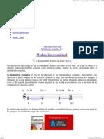 Modulación Cromática I