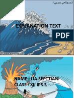 17. Lia Septiani Tsunami
