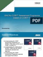 Assessment Prgm Using COBIT5 Intro