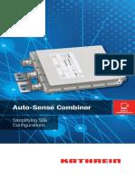 Kathrein Auto Sensor Combiner