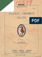 WWII Engineer Amphibian Troops