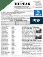 Thupuak Volume 12, Issue 15 (17 September 2017)