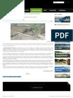 Matucana, Enjambre Sísmico en Una Zona de Enjambre de Relaves Mineros (Cooperaccion)