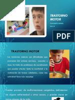 Presentación Trastorno Motor