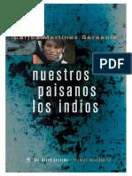 Martinez Sarasola Carlos - Nuestros Paisanos Los Indios