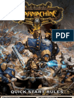 War Machine Rule 1
