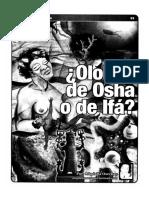Olokun de Osha o de Ifa