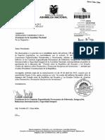 Informe Comision Denuncia Tratado Ecuador - Eeuu t 135302 30-04-2013