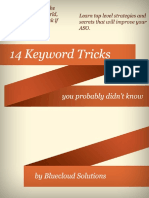 14 Keyword Secrets