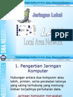 Jaringan Lokal LAN