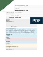 Examen 1 Gerencia Financiera Resivion
