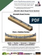 New Road Form Brochure