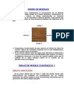 Melamina - Diseño de Muebles