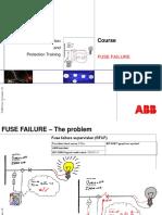 06-Fuse Failure 20060307.ppt