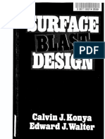 surface blast design by walter and konya - 1990.pdf