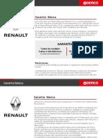 Renault Dc Garantia General