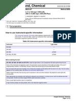 DQO Method 8000