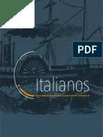Italianos Base de Dados Da Imigração Italiana No Esprito Santo Nos Secúlos Xix e Xx