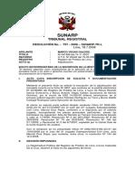 Resolución 757 2008 SUNARP TR L 3ra Sala