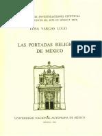 Portadas Religiosas Vargas Lugo