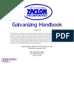 Zaclon Galvanizing Handbook