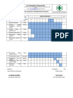 4.2.3.3 Jadwal Sosialisasi Program Kegiatan Ukm
