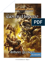 Caos en El Imperio - Anthony Reynolds