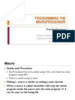 08_Programming the Microprocessor